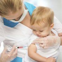 В центре проводятся профилактические прививки